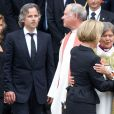 La princesse Martha-Louise et son époux Ari Behn étaient présents dimanche 24 juillet pour la messe à la mémoire des victimes des attentats du 22.   Vendredi 22 juillet 2011, Oslo était frappée par un attentat à la bombe tuant plus d'une dizaine de personnes. Deux heures plus tard, l'île d'Utoya connaissait un terrifiant massacre à l'arme à feu, Anders Behring Breivik massacrant plus de 80 personnes.