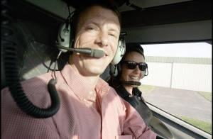 PHOTOS : Le Prince Joachim du Danemark vole avec sa future femme !