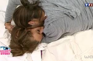 Secret Story 5 : Rudy confie à Geof qu'il voit Aurélie comme un ''challenge'' !