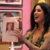 Jesse James : Son ex Kat Von D dévoile son corps tout tatoué à son image
