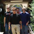 Le 30 juillet 2011, Arnold Schwarzenegger a fêté son 64e anniversaire : il a eu une journée bien chargée !