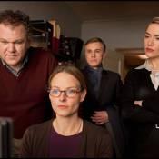 Kate Winslet et Jodie Foster en plein ''Carnage'' pour Roman Polanski