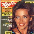 Kylie Minogue à 22 ans, en couverture du magazine  Other Israel . Juin 1990.