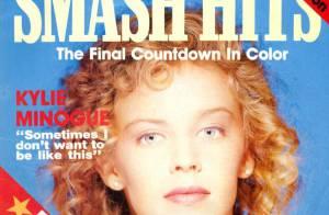 Flashback : Les débuts de Kylie Minogue, ses premières couvertures