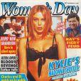 Déjà 10 ans de métier pour Kylie Minogue à l'époque, qui approchait déjà la trentaine.  Woman's Day Australia , novembre 1996.