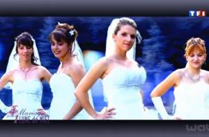 TF1 : Guerre des mariées et miracle de la vie, la chaîne voit la vie en rose