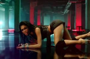 Nicole Scherzinger est toute 'Wet' dans son nouveau clip torride