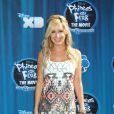 Ashley Tisdale assiste à la projection du film  Phineas and Ferb , à Los Angeles, mercredi 3 août 2011.