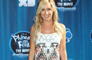 Ashley Tisdale et la ''fille'' d'Eva Longoria, fans de deux étranges personnages