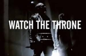 Kanye West et Jay-Z : Un teaser bien mégalo pour leur album Watch the throne