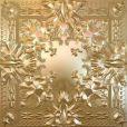 Kanye West et Jay-Z, pochette de l'album  Watch The Throne , sortie prévue le 8 août 2011.