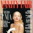 Janvier 1996 : Uma Thurman apparaît en couverture du magazine Vanity Fair.
