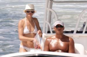 Cameron Diaz : En vacances avec son chéri Alex Rodriguez, elle profite à fond