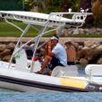 """""""Cameron Diaz et son chéri Alex Rodriguez en vacances à Miami le 25 juillet 2011"""""""