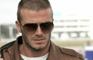 David Beckham rechausse les crampons pour la bonne cause