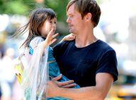 Alexander Skarsgard : Son rôle de père célibataire, il le prend très à coeur
