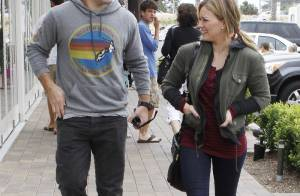 Hilary Duff : La future maman ne cache plus son bonheur