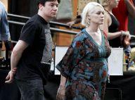 Mike Myers : Première sortie avec sa femme enceinte