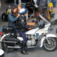Brad Pitt sur le tournage de World War Z à Glasgow en Ecosse le 17 août 2011