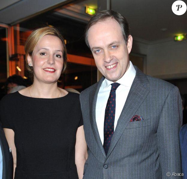 Le duc et la duchesse de Vendôme