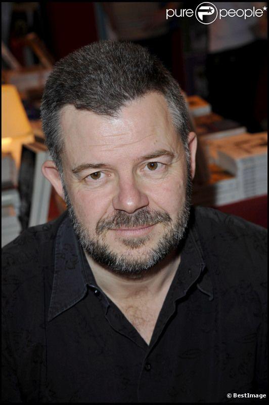 Eric Naulleau, en mars 2011 à Paris.