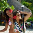 Laury Thilleman : sublime en bikini pour Miss Univers