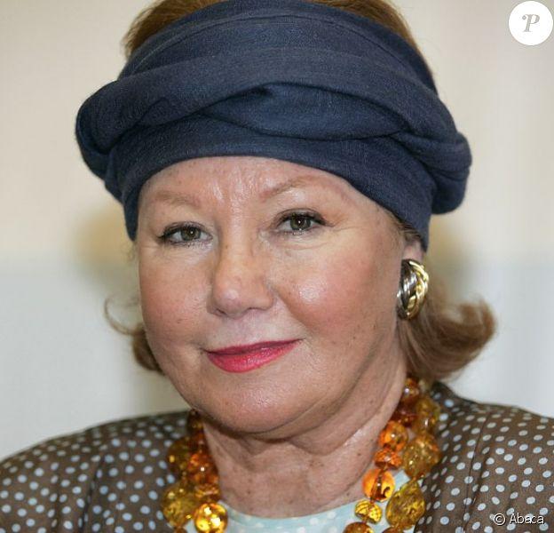 Nadine De Rothschild La Baronne Victime D Un Canular Douteux Purepeople