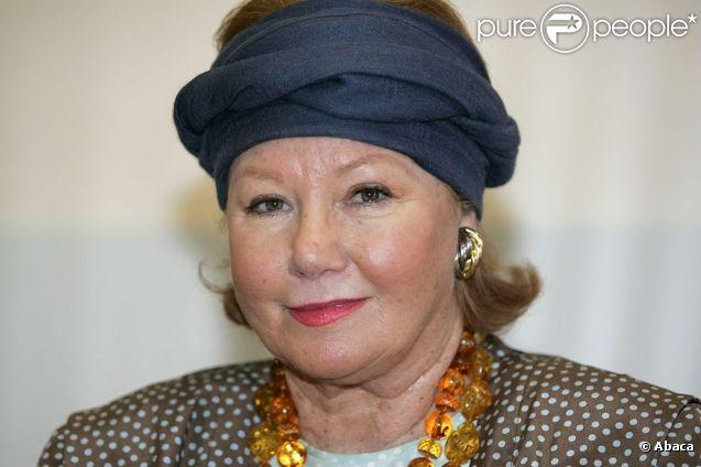 Nadine de Rothschild en mars 2005.