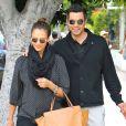 Jessica Alba et son époux Cash Warren