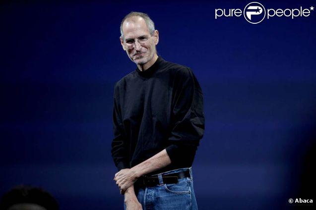 Steve Jobs à San Francisco, le 9 septembre 2009.