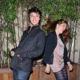 Valérie Donzelli et Jérémie Elkaïm à la première du film La Guerre est déclarée, à Paris, le 30 août 2011