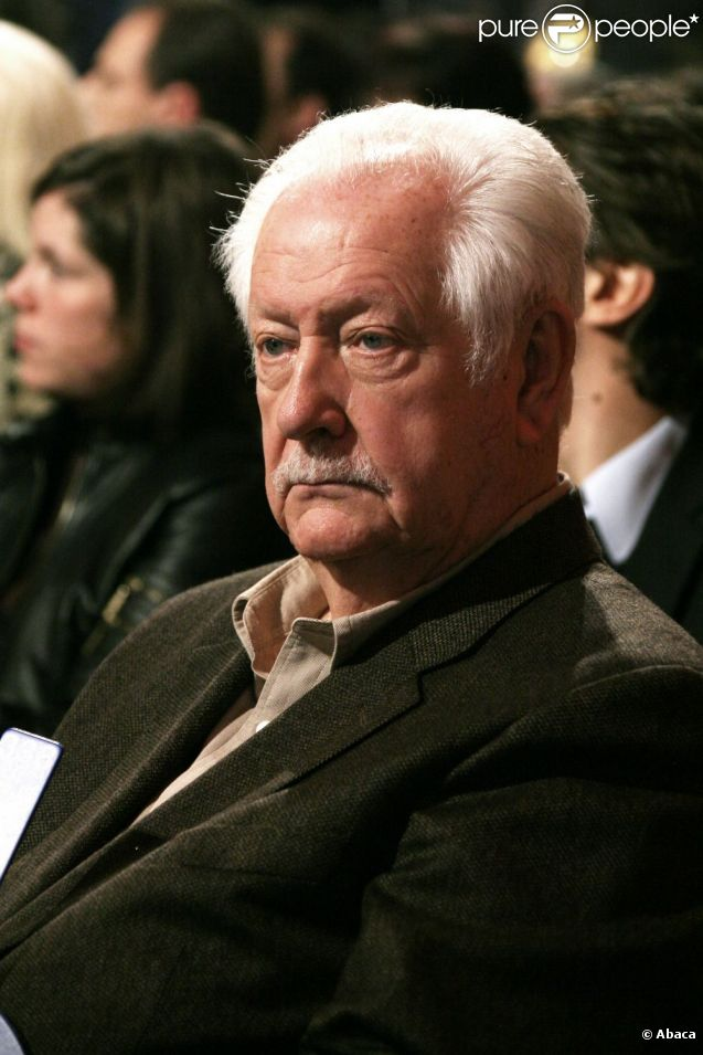 Pierre Bellemare à Paris, en mars 2009.