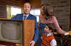 Le film de votre soirée : Kad Merad, Valérie Lemercier et leur fiston craquant