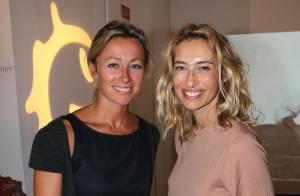 Anne-Sophie Lapix et Alexandra Golovanoff, anges blonds fascinés par Dali