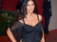 Monica Bellucci d'une élégance parfaite au bras du ténébreux Louis Garrel