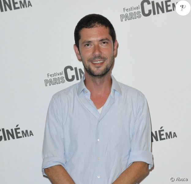 Melvil Poupaud en juilet 2010 pour la première de L'Autre monde