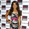 Gigi Stone à l'avant-première du documentaire God Save My Shoes, à New York, le 7 septembre 2011