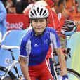 Jeannie Longo, 59 fois championne de France de cyclisme pourrait être suspendue pour avoir enfreint les règles de contrôle anti-dopage à plusieurs reprises
