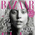"""""""Lady Gaga par Inez et Vinoodh pour  Harper's Bazaar  USA, octobre 2011."""""""