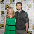 Justin Timberlake et Amanda Seyfried au Comic-On de San Diego, le 21 juillet 2011