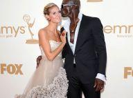 Emmy Awards 2011 : Heidi Klum et Seal, David Charvet et Brooke Burke amoureux