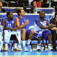 L'équipe de France s'est inclinée avec l'équipe de France en finale des championnats d'Europe de basket face aux Espagnols le dimanche 18 septembre 2011