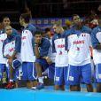 L'équipe de France s'est inclinée en finale des championnats d'Europe de basket face aux Espagnols le dimanche 18 septembre 2011