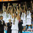 L'équipe d'Espagne conserve son titre de champion d'Europe après avoir battu la France en finale des Championnats d'Europe le 18 septembre