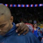 Euro de Basket : Tristesse et déception pour des Bleus impuissants