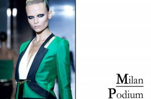 Milan : les plus beaux beauty looks de la Fashion Week