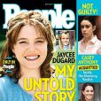Jaycee Dugard en couverture du magazine  People , en juillet 2011.