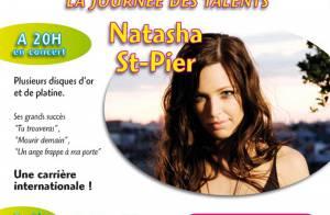 Natasha St-Pier : Gros clash lors de son concert à la foire du Dauphiné