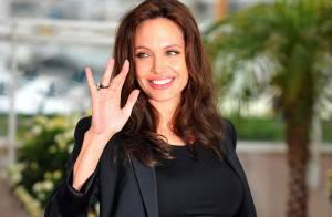 PHOTOS : C'est quoi cette bague Angelina ?