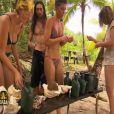 Les jaunes mangent dans Koh Lanta, vendredi 30 septembre 2011 sur TF1